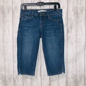 Old Navy Stretch Low Rise Blue shorts/bermudas
